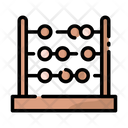 Abacus Game Child Icon