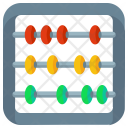 Abacus Calculations Icon