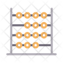 Abacus Calculation Toys Icon