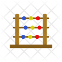 Abacus Counting Calculator Icon