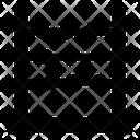 Abacus Quantity Primary Education Icon