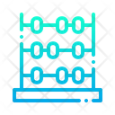 Abacus Mathematics Calculator Icon