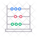 Abacus Play Toy Icon