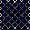 Abacus Calculator Math Icon