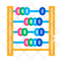 Abacus Counter Game Icon