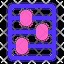 Math Abacus Calculator Icon