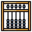 Abacus Calculator Mathematics Icon