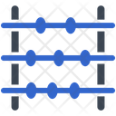 Abacus Count Education Icon