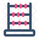 Counting Tool Accounting Education Icon