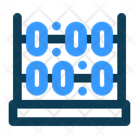 Abacus Academic Classroom Icon
