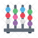 Abacus Stats Mathematics Icon