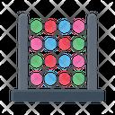 Abacus Calculation Mathematics Icon