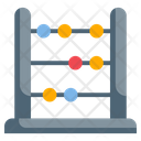Abacus Finance Math Icon