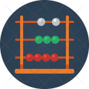 Abacus Maths Calculation Icon