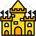 Abandoned Architecture Building Icon