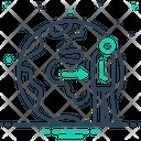 Abandonment Renunciation Sacrifice Icon