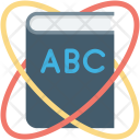 Abc Atom Book Icon