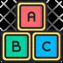 Block Brick Toy Icon