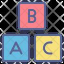 Elementary English Nursery Icon