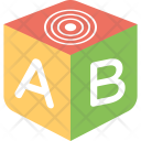 Abc Blocks Block Icon