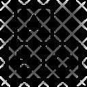 Abc Cube Icon