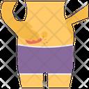 Abdomen Midriff Belly Icon