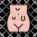 Abdominal Hernias Hermorrhoids Icon