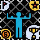 Able Strong Award Icon