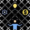 Ability Entrepreneur Finance Icon