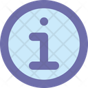 About Info Round Icon