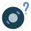 Disc Information Property Icon