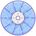 Abrasive Flap Disc Icon
