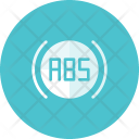 Abs Brake Lgiht Icon