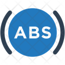 Abs System Car Auto Icon