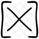 Absolute Value Algebra Icon