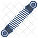 Absorber Suspension Car Part Icon