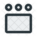 Abstract Figure Circle Icon