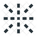 Abstract Figure Lines Icon