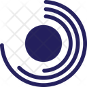 Abstract Cycle Data Icon