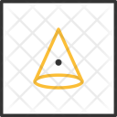 Abstract Shape Tribal Icon