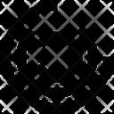 Abstract Circles Comparison Icon