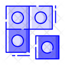 Abstract Component Icon