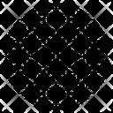 Abstract Concentric Mandala Icon