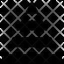Abstract pyramid Icon