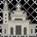 Abucay Church Icon