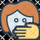 Abuse Scold Rebuke Icon
