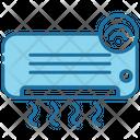 Ac Air Conditioner Conditioner Icon