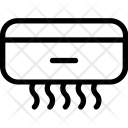 Ac Split Air Icon