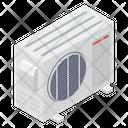 Ac Fan Ac Unit Ac Supply Icon
