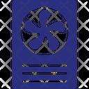 Ac Fan Icon